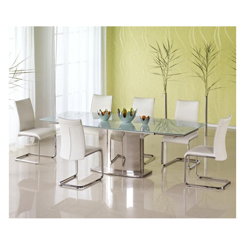 Amazoncom extendable dining room tables