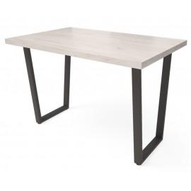 Деревянный стол Лофт U Лайт