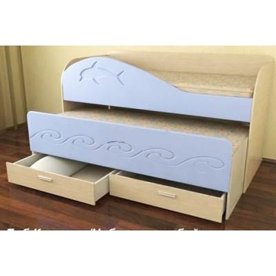 Детская двухъярусная кровать Neo 3