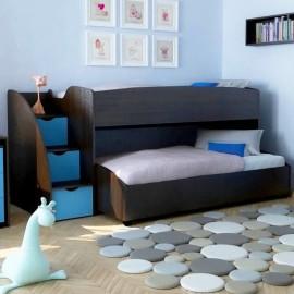 Детская двухъярусная кровать Neo 6
