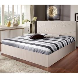 Кровать с подъемным механизмом Аврора-7 крем