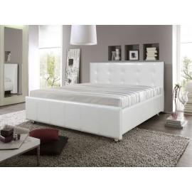 Кровать с подъемным механизмом Софи белая