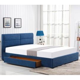 Двуспальная кровать из ткани Merida