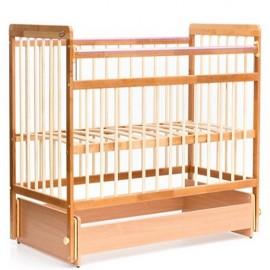 Детская кроватка-маятник Малыш