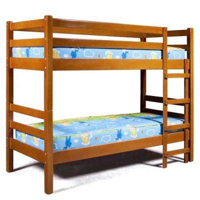 Двухъярусная кровать из массива Агата