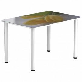 Кухонный стол с фотопечатью Люксембург