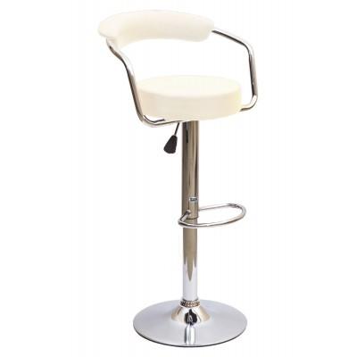 Барный стул с мягкой спинкой Эстет