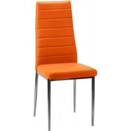 Стул для кухни Леннарт оранжевый