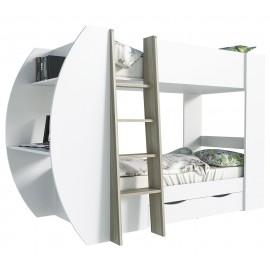 Двухъярусная кровать Агнесса-2