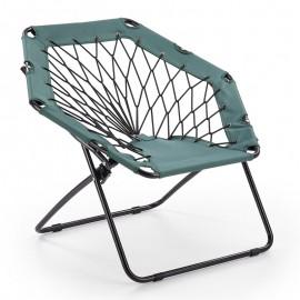 Складное кресло для одыха WIDGET зеленое