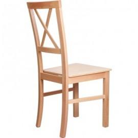 Деревянный стул Монако бук