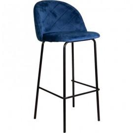 Барный стул Фант синий