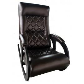 Кресло-качалка Rest-1 Dark Brown