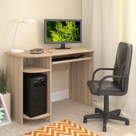 Компьютерный стол Прайм дуб сонома