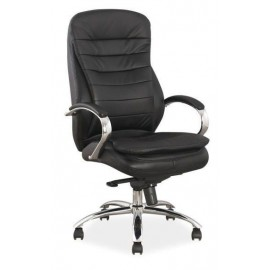 Кресло руководителя Signal Q-154 черное