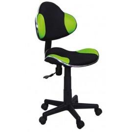 Компьютерный стул Signal Q-G2 черно-зеленый