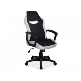 Геймерское кресло Signal CAMARO черно-серое