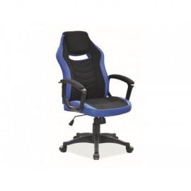 Геймерское кресло Signal CAMARO черно-синее