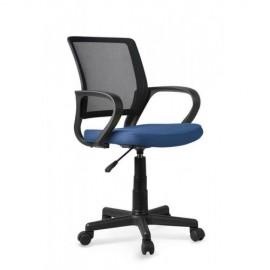 Кресло компьютерное JOEL черно-синее