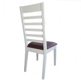Белый деревянный стул Фортуна