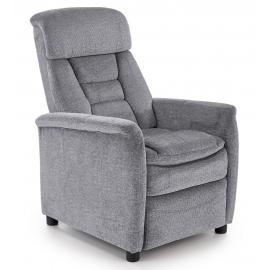 Кресло-реклайнер Jordan серое