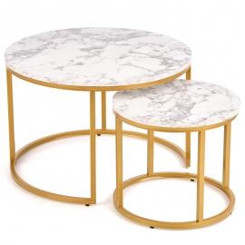 Комплект столиков Halmar PAOLA