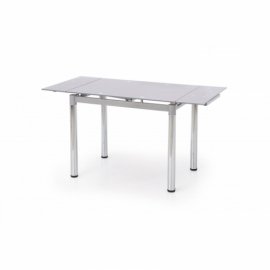 Стол обеденный Halmar LOGAN 2 серый