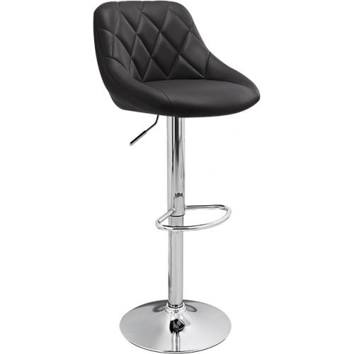 Барный стул Эдвард черный