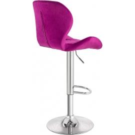Барный стул Йон пурпурный