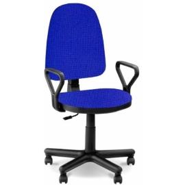 Офисное кресло Престо синее