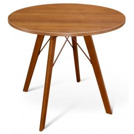 Круглый обеденный стол в стиле лофт BRAVO