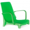 Барный стул в стиле лофт Лонг зеленый