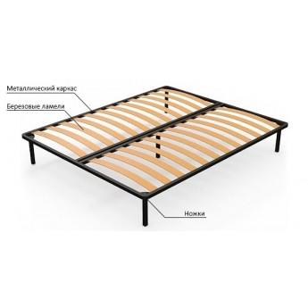 Ортопедическое основание для кровати 160х195 см
