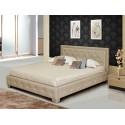 Двуспальная кровать из экокожи Moree Shaded Porch