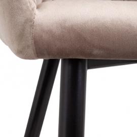Кресло для отдыха Dinar бежевое