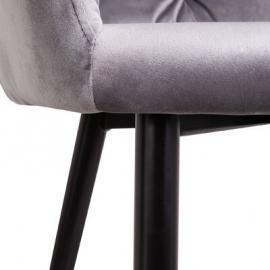 Кресло для отдыха Dinar серое