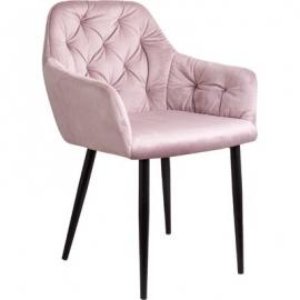 Кресло для отдыха Dinar пыльная роза