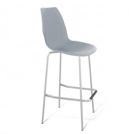 Барный стул Frost серый