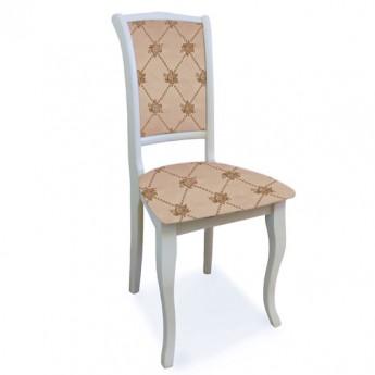 Белый гостиный стул OP-CS2