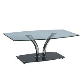 Стеклянный журнальный стол Kenzo B
