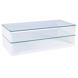 Белый журнальный столик Zara