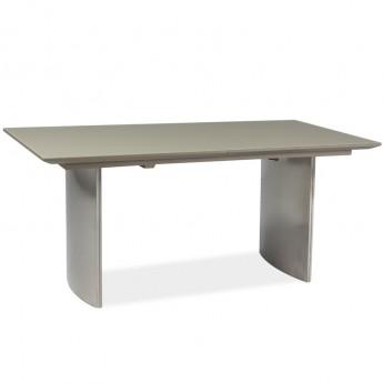 Белый раздвижной обеденный стол Fiorino