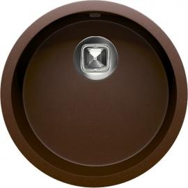 Кухонная мойка Tolero R-104 №817 (коричневый)