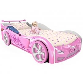 Кровать-машинка Мальвина