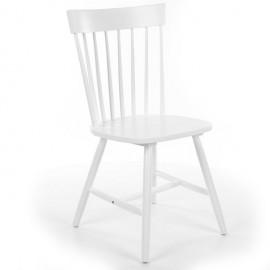 Белый деревянный стул Alero