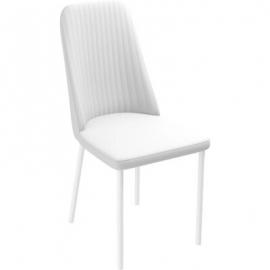 Белый кухонный стул Лотус
