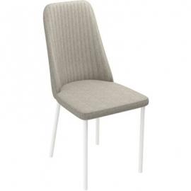 Кухонный стул Лотус латте/белый