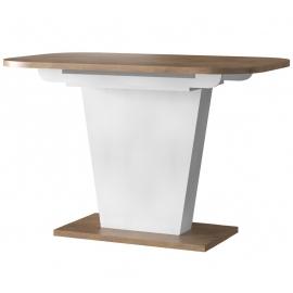 Раздвижной обеденный стол Sheldon дуб натуральный