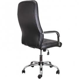 Кресло руководителя Adam черное