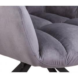 Кресло для отдыха Colorado серое